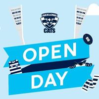 Geelong Cats Open Day