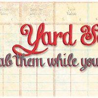 Not your ordinary yard sale yard sale