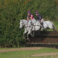 Hursley Branch of the Pony Club Hunter Trial