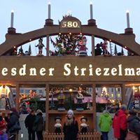 Trip to Christmas Market Dresden