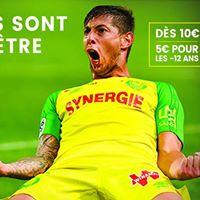FC Nantes - FC Metz