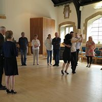 Workshops with Jenny and Ricardo Oria on 17th December