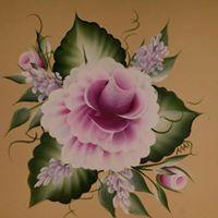 Intermediate Cabbage Rose 12018 230-600  35.00