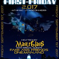 First Friday 2.0 Back to Hogwarts Edition