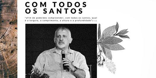 Com Todos os Santos  Paulo Borges Jr. [Sal da Terra]