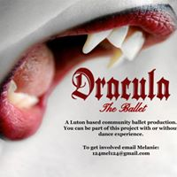 Dracula The Ballet - Community Project - Audition for dancers