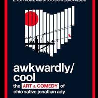 Jonathan Ady Art Showing &amp Comedy Show