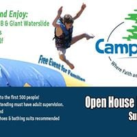 Open House  Family Fun Day
