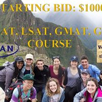 Kaplan MCAT LSAT GMAT GRE Course Voucher Auction