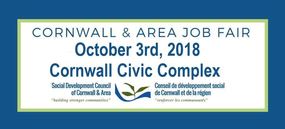 Cornwall and Area Job Fair