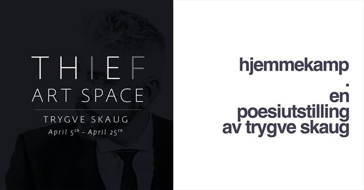 Thief Art Space Opening - Trygve Skaug