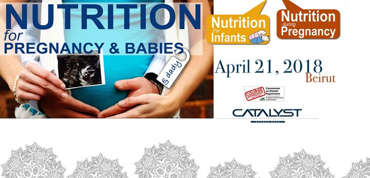 Nutrition for Pregnancy & Babies  Beirut Leb