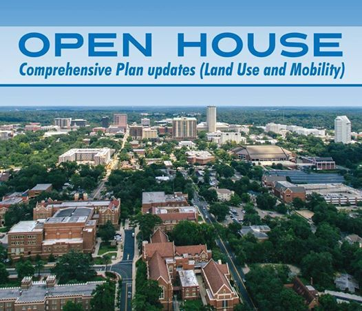 Open House Comp Plan updates (Land Use & Mobility)