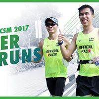 SCSM Pacer Runs  Nov 2017