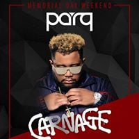 Carnage Parq Tickets PROMO CODE memorial day weekend 2017