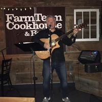 Larry Garnett Live FarmTeam Cookhouse &amp Bar