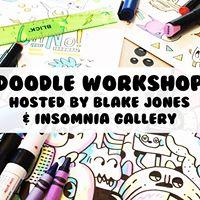 Doodle Workshop Hosted by Blake Jones