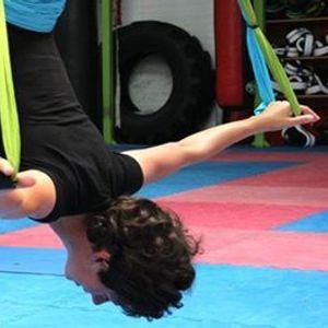 Aerial Yoga Beginners Workshop in Galway 8.09.2018