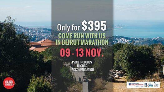 Beirut Marathon 18