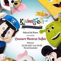 Concert pentru suflet cu Animatori Kinderfest