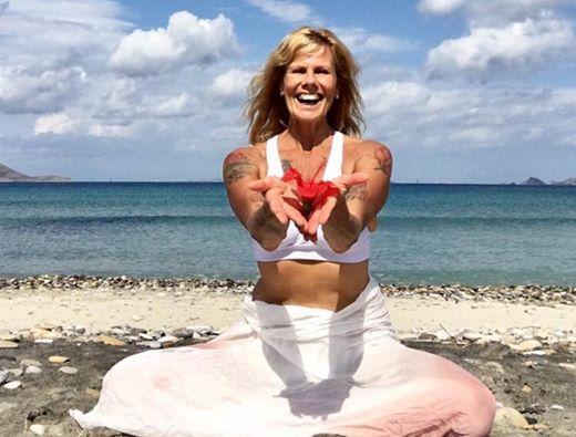 Yogacruise met Eline