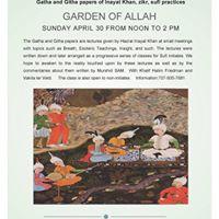 Gatha Githa Papers of Inayat Kahn zikr sufi practices