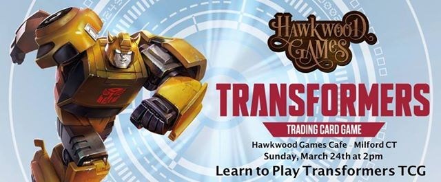 Learn to Play Transformers TCG