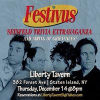 Seinfeld Trivia Extravaganza &amp Airing of Grievances