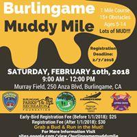Burlingame Muddy Mile
