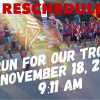 911 Run For Our Troops 5K