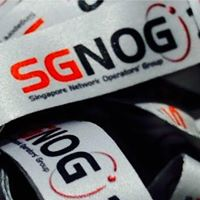 SGNOG - Singapore Network Operators Group