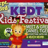 KEDT Kids Festival