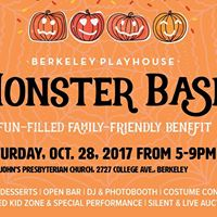 Berkeley Playhouse Monster Bash