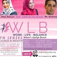 WLB 4th Series - Wellness &amp Health