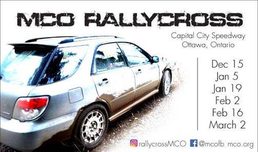 R4 - MCO Rallycross Championship