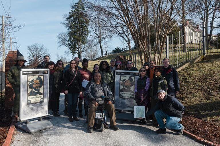 Walking Tour of Frederick Douglass Old Anacostia