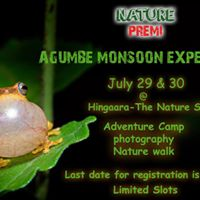 Agumbe Monsoon Expedition