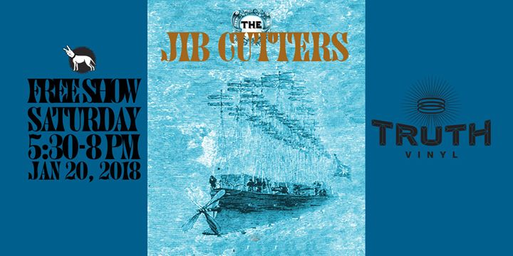 The Jib cutters at Truth Vinyl