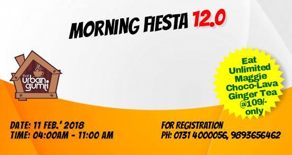 Morning Fiesta 12.0
