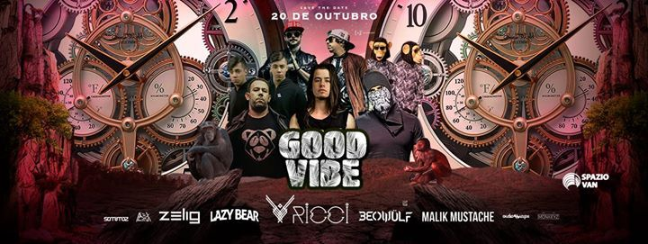 GOOD VIBE - O Tempo no para ( Encerramento do ano )