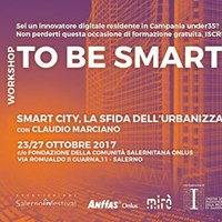 Workshop gratuito LDOFactory - To Be Smart. Smart City