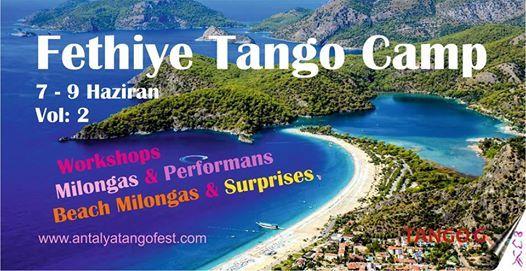 Fethiye Tango Camp Vol. 2
