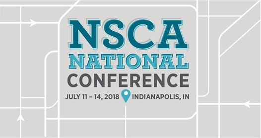 2018 NSCA National Conference at Indiana Convention Center