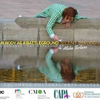 Your Body as a Battleground Silent Dialogue with Aleha Solano