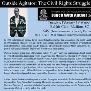 Lunch with Author Adam Parker