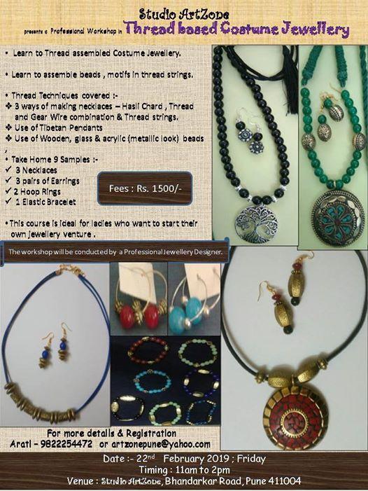 Costume Jewellery Workshop