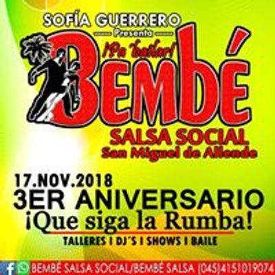 Bembé Salsa Social