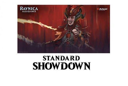 Standard Showdown Saturday
