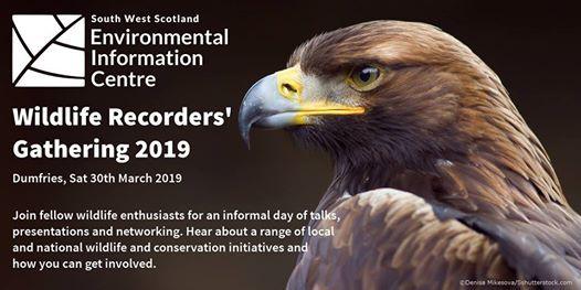 SW Scotland Wildlife Recorders Gathering 2019