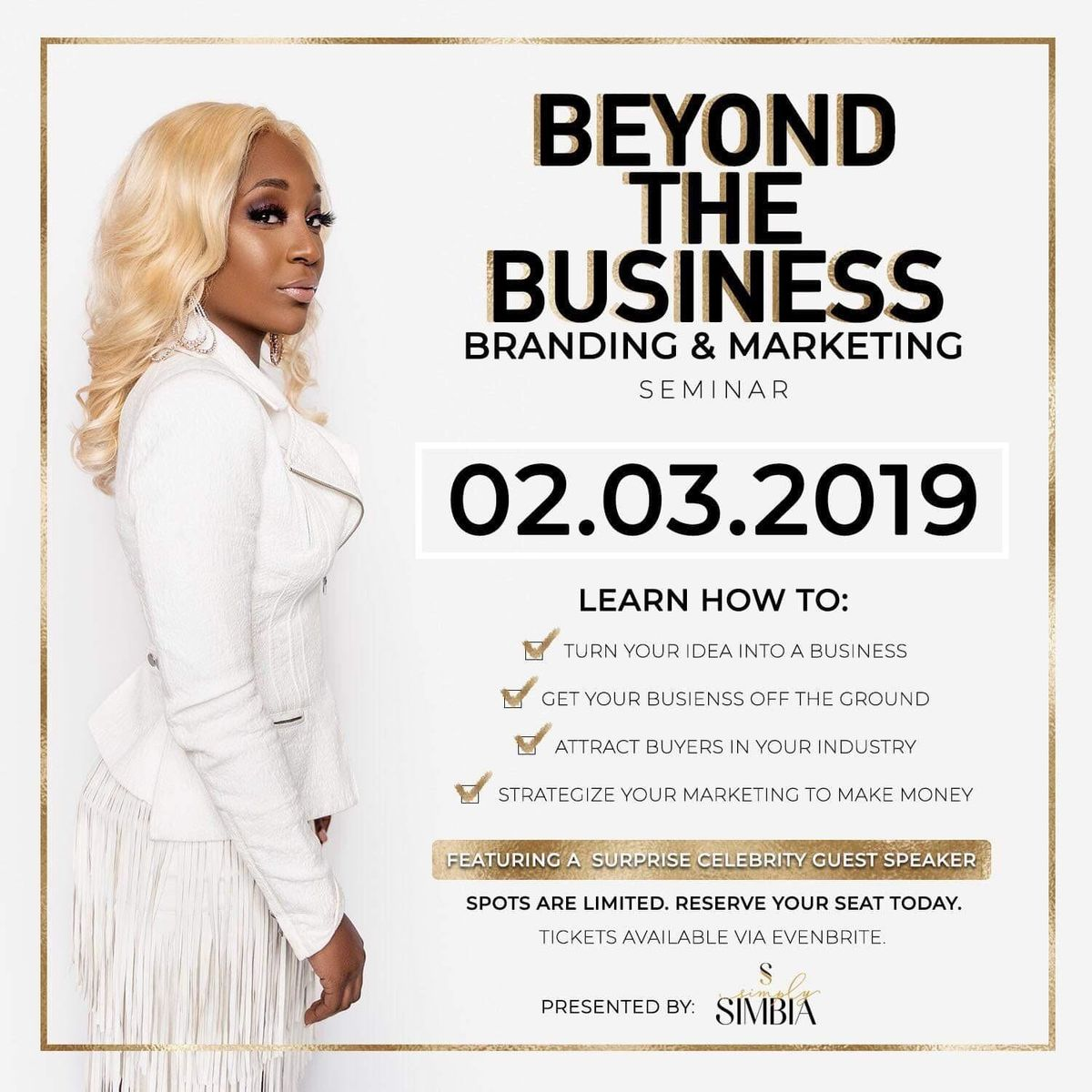 Behind the Business